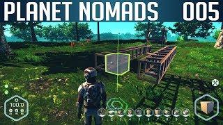 PLANET NOMADS #005 | Teile für Fahrzeug craften| Let's Play Gameplay Deutsch thumbnail