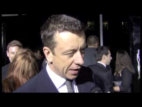 Peter Morgan Interview - Frost/Nixon