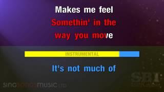 Stay   Karaoke HD In the style of Rihanna & Mikky Ekko