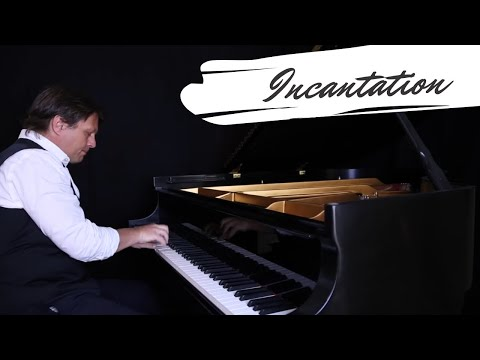 Incantation (The Art Of Piano) David Hicken Piano Solo