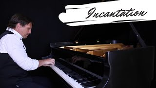 Incantation - Amazing Piano Solo - David Hicken