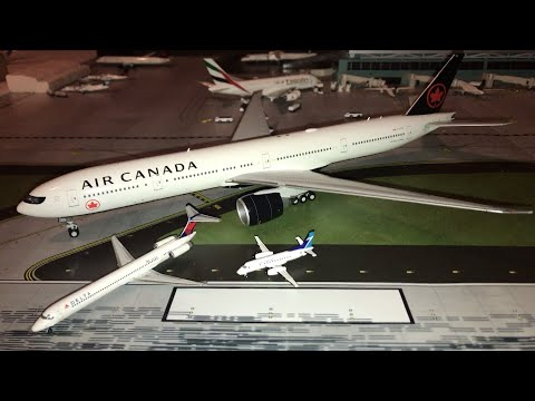What I Got At The Toronto Airline Show