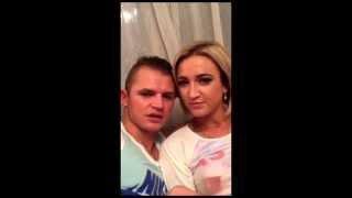 Ольга Бузова и Дмитрий Тарасов 6.11.2015 - Семейны