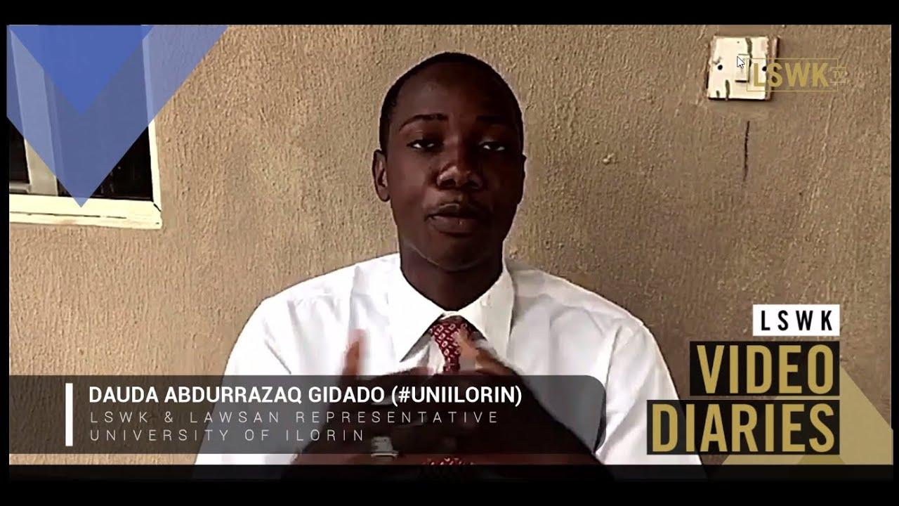 Download LSWK Video Diaries | Dauda Gidado