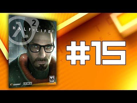 Roadtrip mit Antlions! - Half-Life 2 #15 - Time to Drei