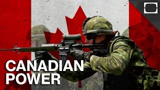 how powerful is canada?