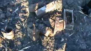 Раскопки в полях Второй Мировой Войны Фильм 1/Excavation in fields of World War II the Film 1