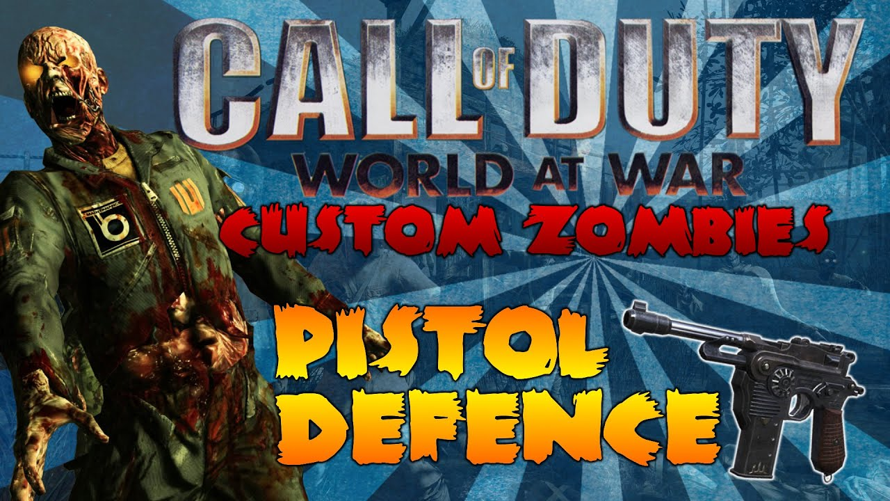 cod waw how to play custom maps solo