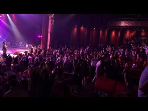 Claudia Patrice at Music Hall of Dubai!! ( The Golden Voice)