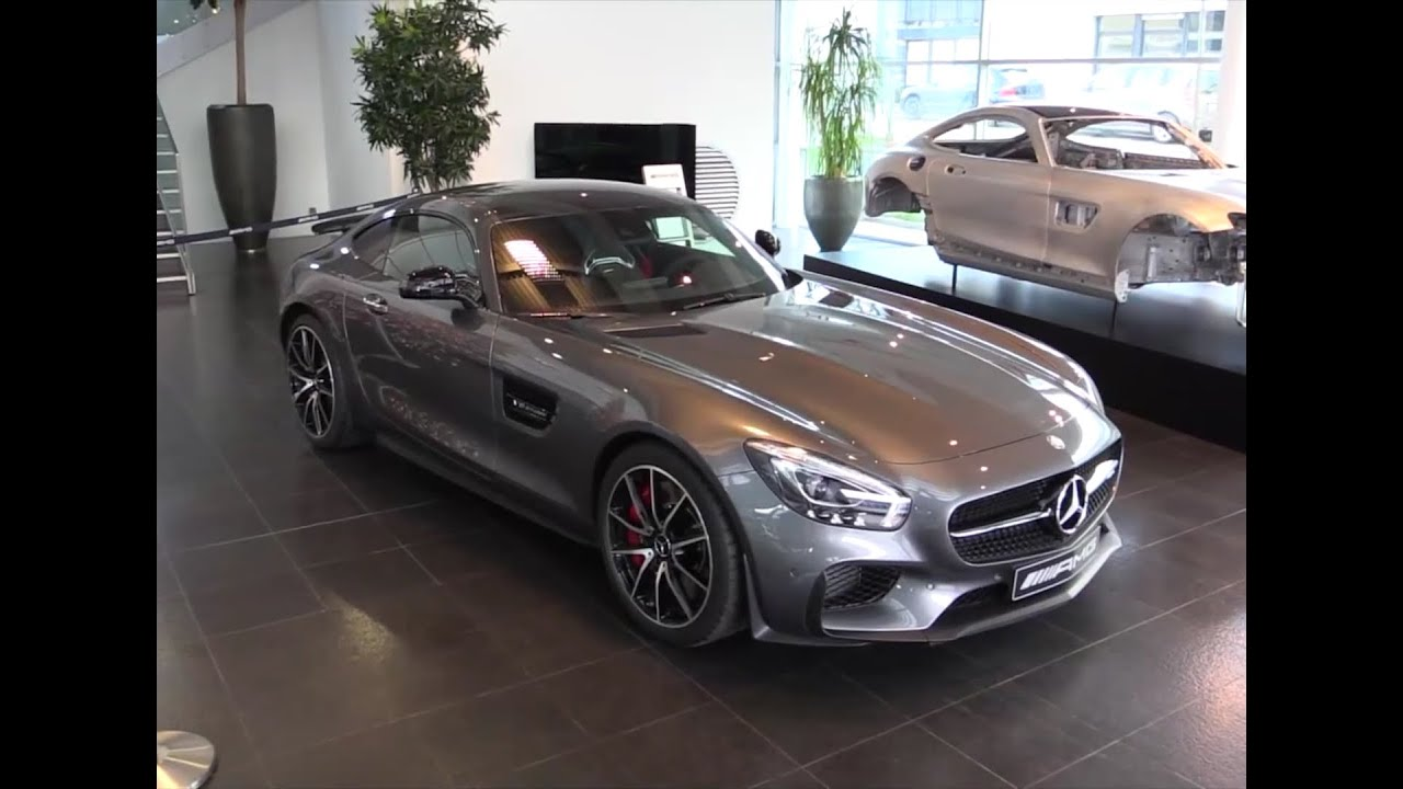 mercedes benz amg gt s 2015 in depth review exterior youtube. Black Bedroom Furniture Sets. Home Design Ideas