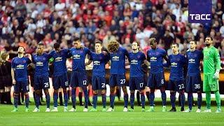 Финал Лиги Европы  победа  Манчестер Юнайтед  и минута молчания в память о жертвах теракта