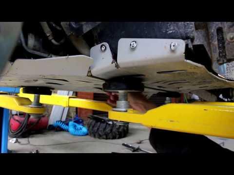 CFMOTO CF625 X6 EFI Квадроцикл Замена свечи зажигания и масла с фильтром  3 часть