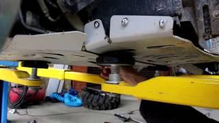 CF625 X6 ATV Almashtirish ajratib va neft spark filtri qismi bilan 3 EFI CFMOTO