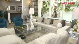 Modern Living Room By Woodson & Rummerfield - Decorator Show House