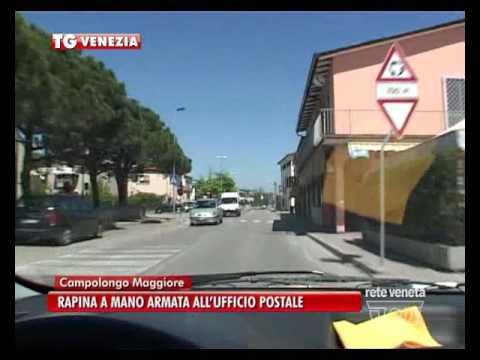 TG VENEZIA (21/10/2016) - RAPINA A MANO...