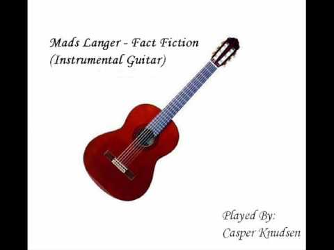 Mads Langer - Fact Fiction (Guitar)