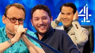Sean Lock's DISRUPTIVE Horn & More Musical Moments! | 8 Out of 10 Cats Does Countdown