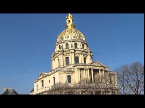 Les invalides à Paris