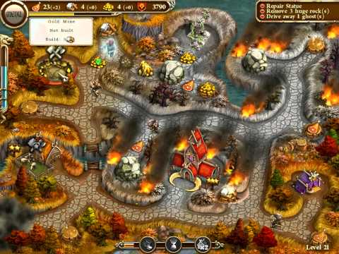 Northern Tale - Level 21 |