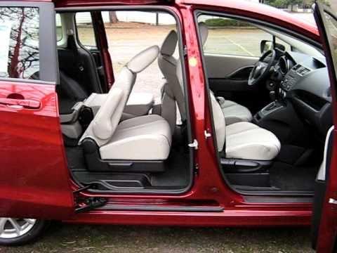 New 2012 Mazda MAZDA5 Grand Touring   Part 2   PDXMazda.com   YouTube