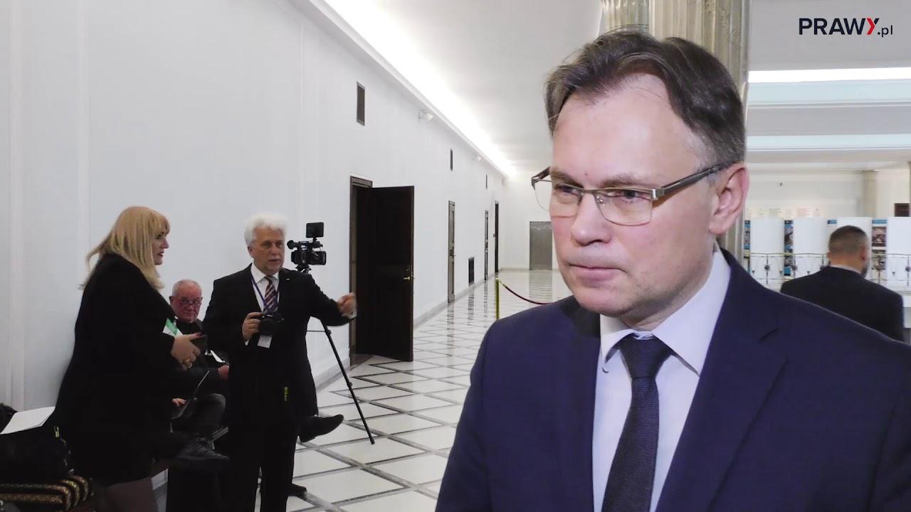 Arkadiusz Mularczyk o spaleniu polskiej flagi przez banderowców