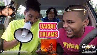NICKI MINAJ - BARBIE DREAMS (QUEEN) REACTION REVIEW