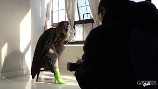 Mamablue:  Demons  - BTS Photoshoot