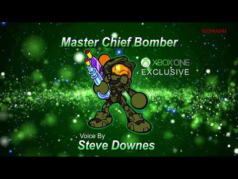 Super Bomberman R  Voice Actor:  Steve Downes as Master Chief