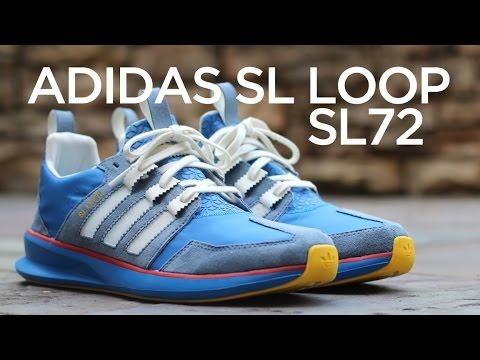 Adidas Sl Loop Blue