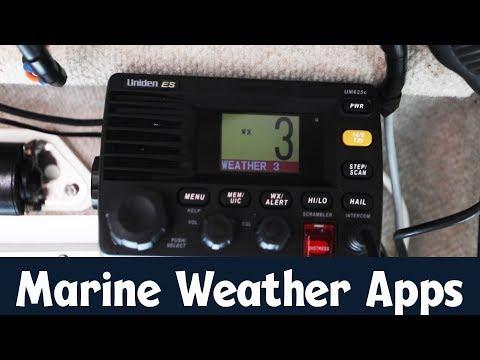 Marine Weather Forecast Apps