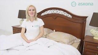 видео Одеяла из лиоцелла