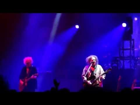 The Cure - I Will Always Love You - Hammersmith Apollo - London - Dec 14'
