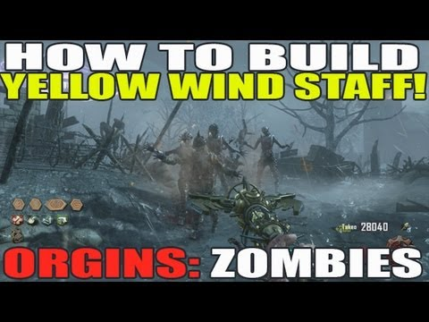 Origins how to build yellow wind staff solo guide - Black ops 2 origins walkthrough ...