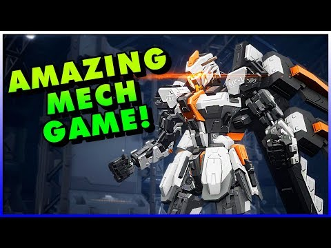 M.A.S.S. Builder - The Mech Game You've Been Waiting For! (BUILD, CUSTOMIZE & CONTROL EPIC MECHS!)