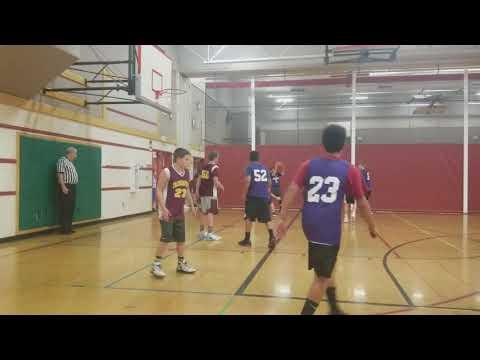 Shuksan Middle School vs. Fairhaven 11.21.17 pt.2