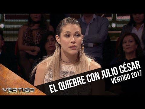 Laura Prieto y su quiebre con Julio César | Vértigo 2017