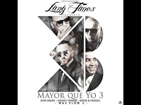 Los 3 Reyes Album - DY y W *Puro Perreo, Sandungeo Original x Malianteo Official* Part 2
