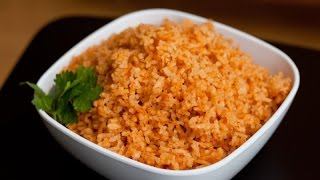 How to make Arroz Mexicano
