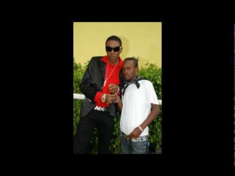 Vybz Kartel And Popcaan - Hot Grabba{JUNE 2010} [www.inityclothes.com].wmv