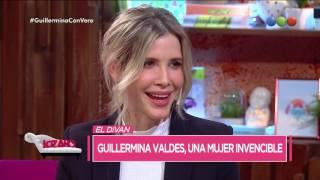 La particular dinámica familiar de Guillermina Valdés - Cortá por Lozano