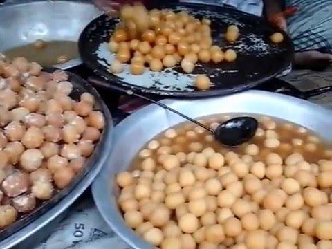 Bangladesh Street Side Sweet Store | ( নওগাঁর বিখ্যাত মিঠাই ) by Street FOOD & Travel TV Bangladesh