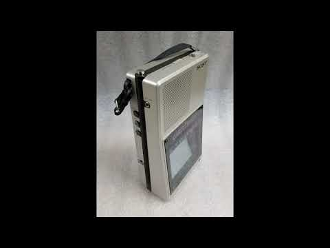 Sony Watchman FD 40A Portable Black and White