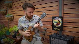 Black or White Ukulele Cover - Fingerstyle, Michael Jackson, on a Pono TE