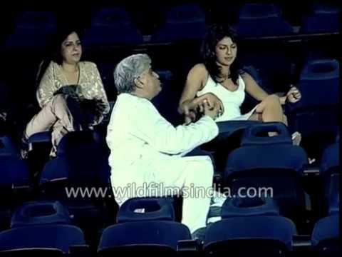 Harry Baweja, Priyanka Chopra and Javed Akhtar : Making of Hindi film 'Love Story 2050'