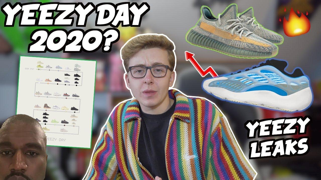 Updates and Leaks Adidas Yeezy 700 V3