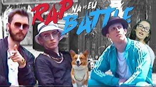 Rap Rivals - EU vs. NA (Rift Rivals 2019)