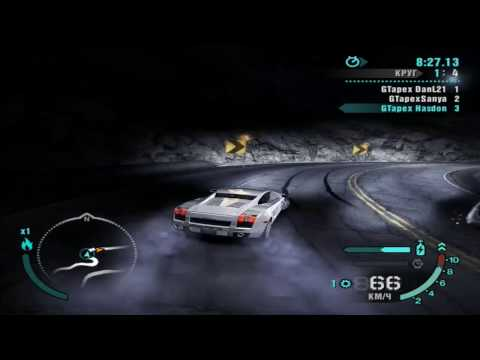 Need for speed Carbon Online (free roam and drift!)