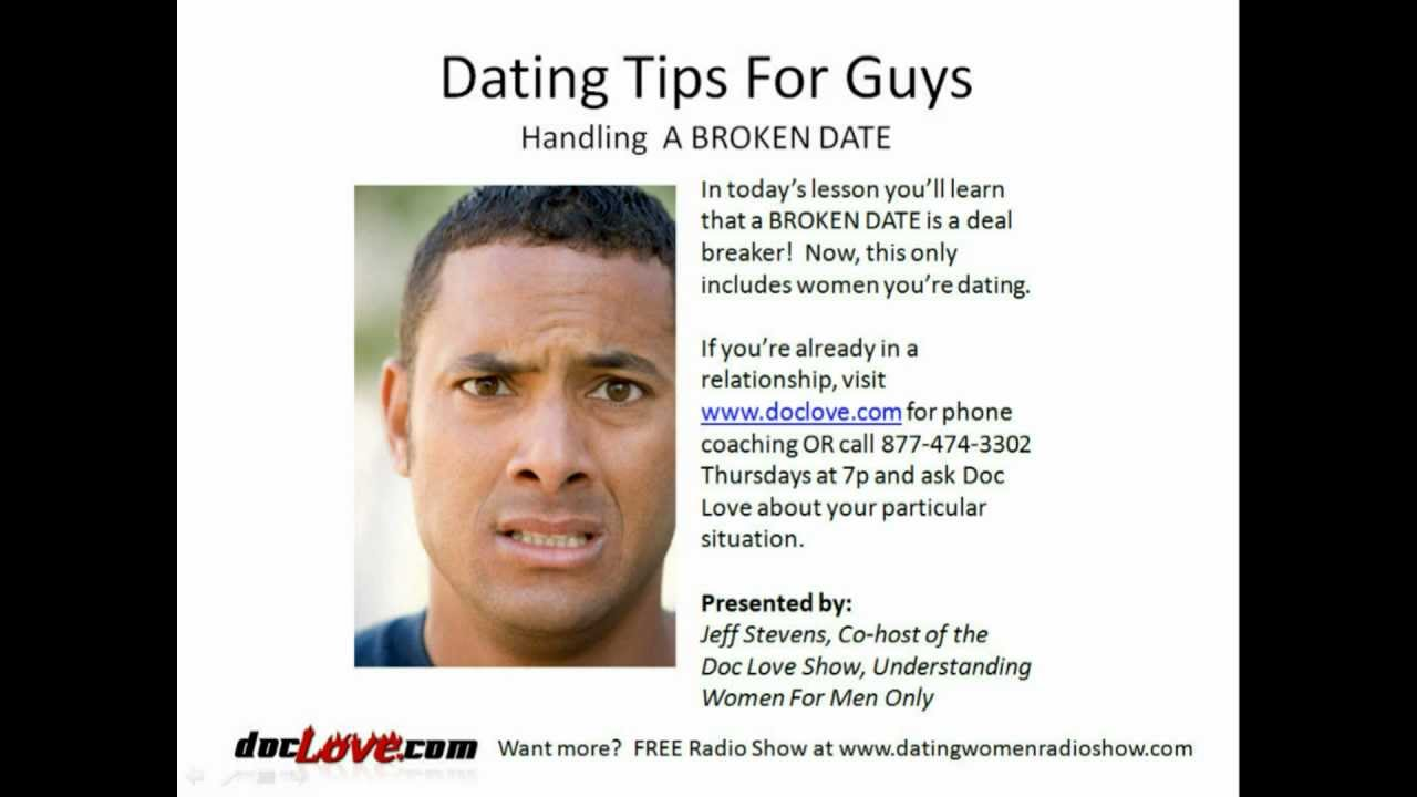 Second Date Tips for Men and Women