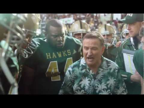 Robin Williams Snickers Commercial UNRATED (Explicit)
