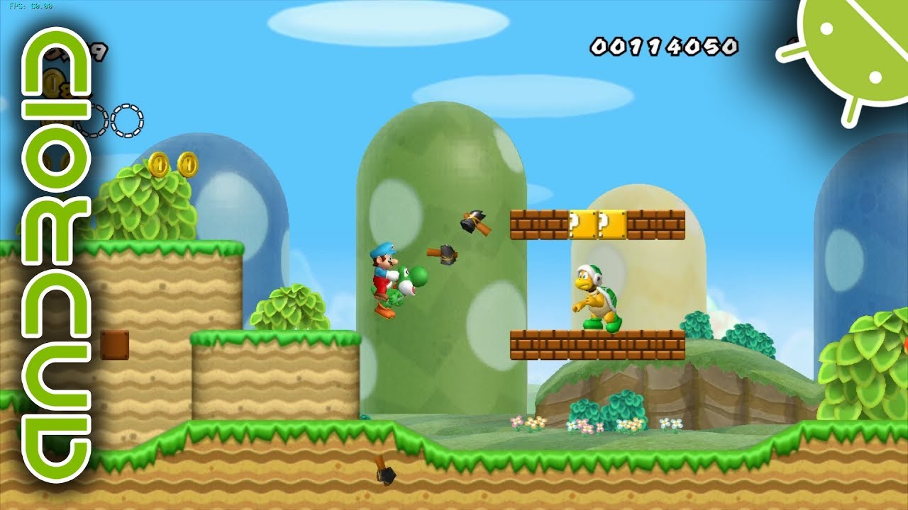 telecharger jeux new super mario bros wii